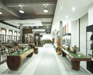盐城展示中心 一楼展厅